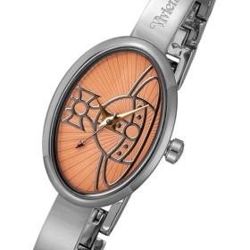 ヴィヴィアン ウエストウッド クオーツ レディース 腕時計 VV019BRSSL オレンジ