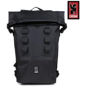 クローム リュック バッグ CHROME バックパック 18L メンズ レディース URBAN EX ROLLTOP 18 BG-217 ブラック