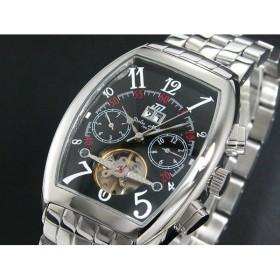 ドルチェ メディオ Dolce Medio 腕時計 自動巻き マルチカレンダーDM8013-BK