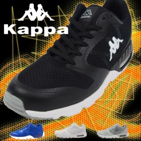 KAPPA カッパ スニーカー メンズ 全4色 KP BRM34
