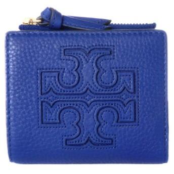 トリーバーチ TORY BURCH 財布 サイフ さいふ 二つ折り財布 カーフスキン 32175 0086 433