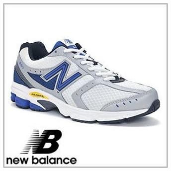 ニューバランス new balance  メンズ ランニングシューズ スニーカー m560wb4 4e ホワイト×ブルー performance training