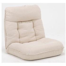フェリア 座椅子/イス/椅子 IV アイボリー 4934257182218 (代引不可)