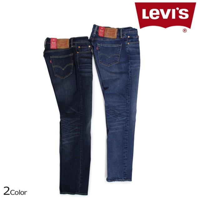 リーバイス 541 LEVI'S ストレート メンズ デニム パンツ ATHLETIC STRAIGHT ネイビー ブルー 18181-0230 18181-0229