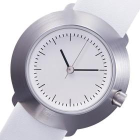 ピーオーエス POS ノーマル NORMAL フジ FUJI クオーツ 腕時計 NML020048(F31-01/15WH1) ホワイト