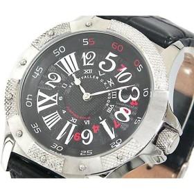 キースバリー KEITH VALLER 腕時計 ジャンピングアワー 自動巻き AC01-BK