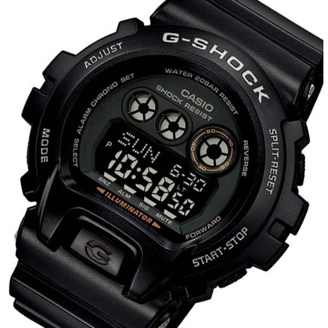 カシオ CASIO Gショック G-SHOCK デジタル メンズ 腕時計 GDX69001DR ブラック