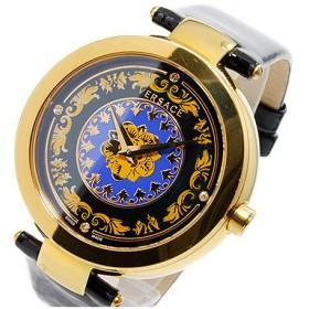 ヴェルサーチ VERSACE ミスティック フーラード クォーツ レディース 腕時計 VK6010013 P11Apr15