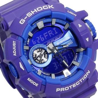 カシオ CASIO Gショック ロータリースイッチ メンズ 腕時計 GA-400A-6A