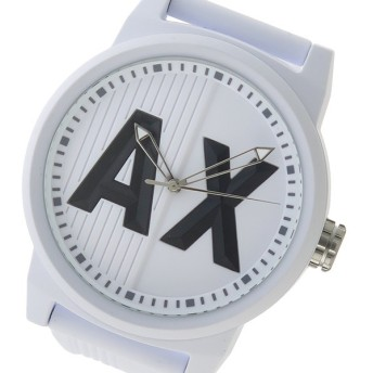 アルマーニエクスチェンジ ARMANI EXCHANGE クオーツ メンズ 腕時計 時計 AX1450 ホワイト