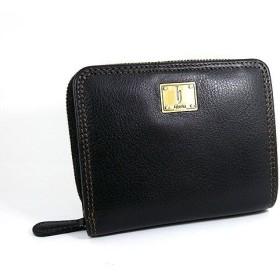 DJhonda ホンダ 多機能 短財布 MJ5017-10 ブラック