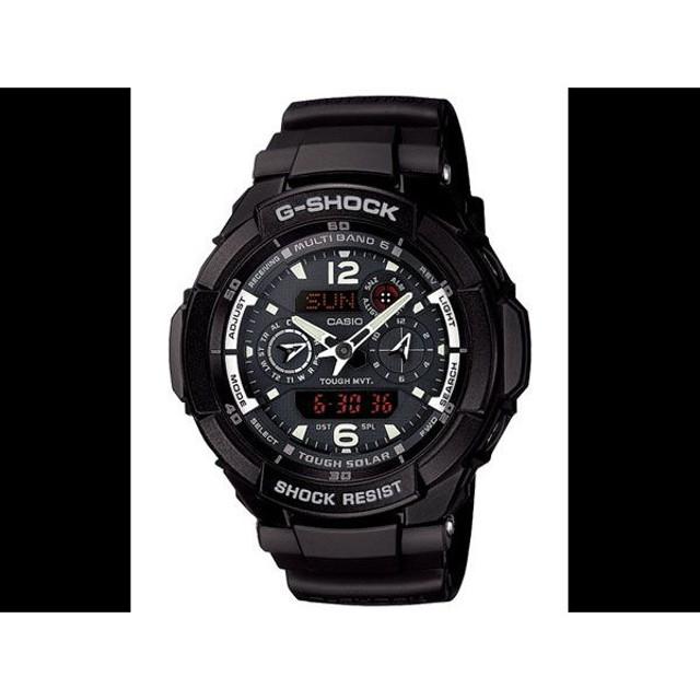 カシオ CASIO Gショック G-SHOCK 腕時計 GW-3500BB-1AJF
