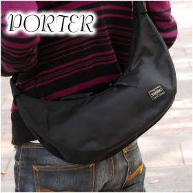 PORTER ポーター バッグ 吉田カバン ショルダーバッグ ラウンド S 808-06862