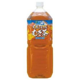 伊藤園 健康ミネラルむぎ茶 2L×6本 1ケース 麦茶 むぎ茶