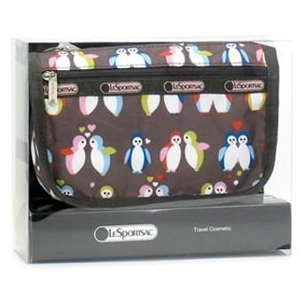 レスポートサック lesportsac ポーチ バッグ ペンギン 6502 boxed travel cosmetic