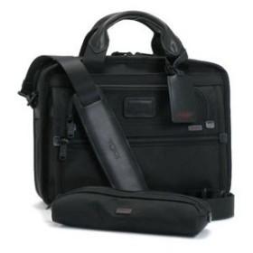 トゥミ tumi ブリーフケース/ビジネスバッグ alpha 26521 t-pass serviette polte black bk