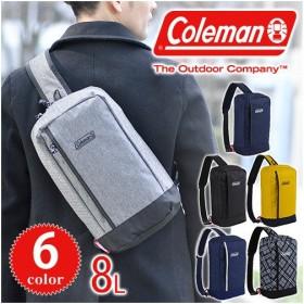 2a4c5089f5fe コールマン Coleman ボディバッグ ワンショルダーバッグ クロスボディ WALKER ウォーカー CROSS BODY メンズ レディース