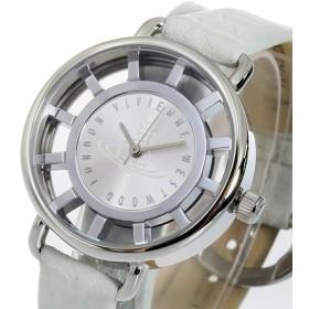 ヴィヴィアン ウエストウッド クオーツ レディース 腕時計 時計 VV055SLWH シルバー