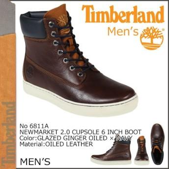 ティンバーランド ブーツ メンズ 6インチ Timberland NEWMARKET 2.0 CUPSOLE 6INCH BOOT 6811A Wワイズ