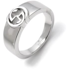 グッチ GUCCI ユニセックス リング 指輪 JP22号 374666-J8400/0702/23 シルバー