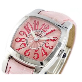 ジャンリシャール テレビスクリーン 腕時計 レディース 26006-11-91A-0