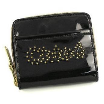 クロエ chloe 二つ折り財布 小銭入 3po453 suquare zipped wallet nova black