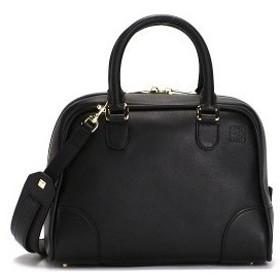 ロエベ LOEWE ハンドバッグ 301.30BL01 AMAZONA 75 SMALL BAG BLACK/GOLD BK/GO