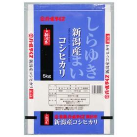 新潟県産 新潟しらゆきコシヒカリ5kg〔お米〕 T