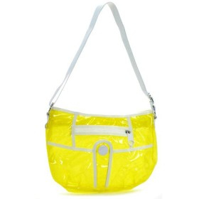 キプリング kipling ショルダーバッグ BASIC K24002 HARAJUKU TRANSPARENT YL