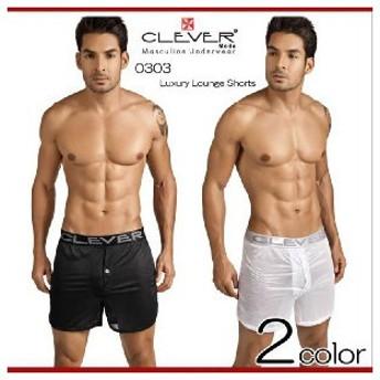 2012新作 カルバンクライン メンズ下着 トランクス CLEVER クレバー Luxury Lounge Shorts 0303