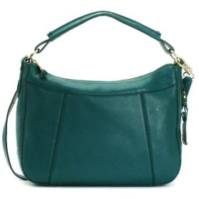 コールハーン COLE HAAN バッグ ホーボー GRAMERCY B39858 SMALL ROUNDED A LINE HOBO DARK TEAL D.BL