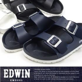 EDWIN エドウィン コンフォートサンダル EW9001 メンズ