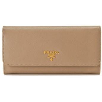 プラダ PRADA 財布 さいふ サイフ 二つ折り長財布 レザー 1M1132