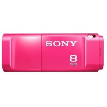 SONY(ソニー) USB3.0対応 スマートキャップ付きUSBメモリー 8GB ピンク USM8X P