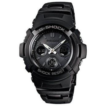 カシオ CASIO Gショック G-SHOCK 腕時計 BLACK×BLUE AWG-M100BC-1AJF