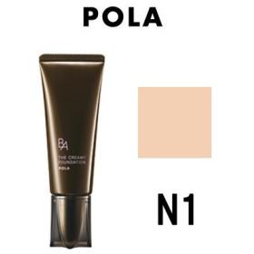 POLA ポーラ B.A ザ クリーミィファンデーション N1 SPF15 ・ PA+++ 25g - 送料無料 -wp 北海道・沖縄を除く