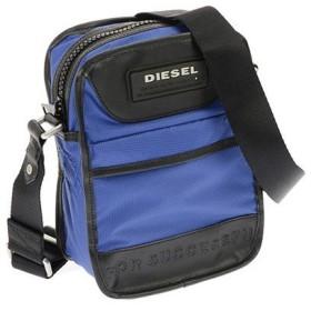 ディーゼル diesel ショルダーバッグ x01308-ps711-t6051 ブルー