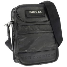 ディーゼル DIESEL ショルダーバッグ X03024-P0411-H0672 ブラック/ホワイト
