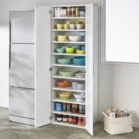 食器が探しやすく取り出しやすい食器棚 幅60cm 703521