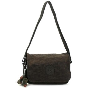 キプリング kipling ハンドバッグ BASIC K15061 DELPHIN EXPRESSO BROWN DB/BK