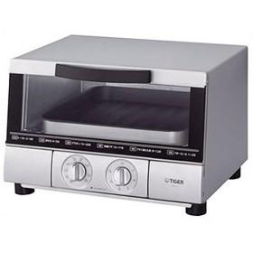 タイガー魔法瓶 TIGER オーブントースター やきたて KAE-A130-SN シルバー