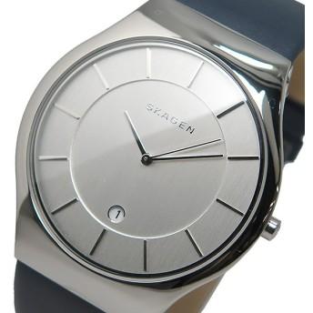 スカーゲン SKAGEN クオーツ メンズ 腕時計 SKW6159 シルバー