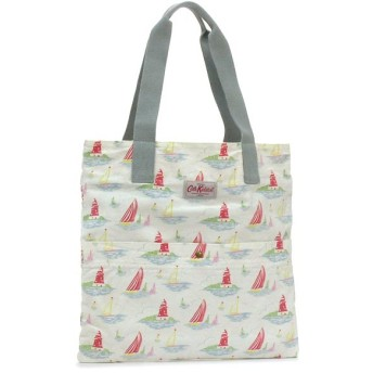 CATH KIDSTON キャス・キッドソン WASHED COTTON TOTE FASHION 243391