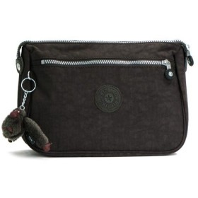 キプリング kipling ポーチ バッグ BASIC K13618 PUPPY EXPRESSO BROWN DB/BK