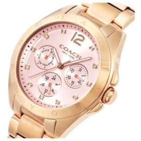 コーチ COACH トリステン ブレスレット レディース 腕時計 CO14502238 ピンク