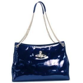 ヴィヴィアン ウエストウッド vivienne westwood ショルダーバッグ apollo 13211 shopping bag blue bl