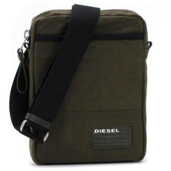 ディーゼル diesel バッグ 斜めがけ x02581 tasky olive night/black bk/gr