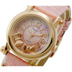 アンジェロ ジュリエッティ ANGELO JURIETTI クオーツ レディース 腕時計 AJ4051-PGPKPK