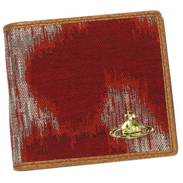 b1884b2dcb1a ヴィヴィアン ウエストウッド vivienne westwood 二つ折り財布 小銭入 730 leopard rosso