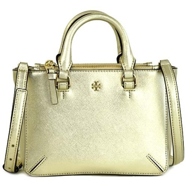 TORY BURCH トリーバーチ ROBINSON MICRO DOUBLE ZIP 斜めがけバッグ 11169801